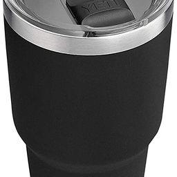 YETI Rambler 30 oz Stainless Steel Vacuum Insulated Tumbler w/MagSlider Lid, Black   Amazon (US)