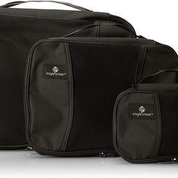 Eagle Creek Pack-It Cube Set Packing Organizer, Black, Set of 3   Amazon (US)