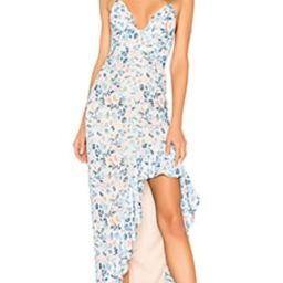 Lovers + Friends Ahamani Gown in Meadow Floral from Revolve.com   Revolve Clothing (Global)
