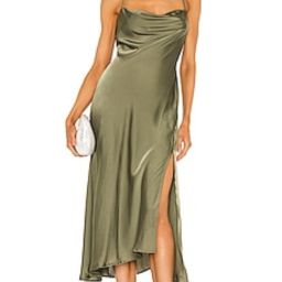 ASTR the Label Gaia Dress in Sage from Revolve.com   Revolve Clothing (Global)