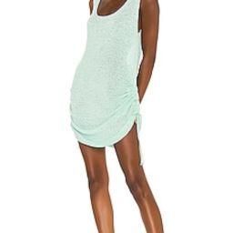 SNDYS Byron Dress in Mint from Revolve.com | Revolve Clothing (Global)