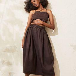 Lyocell-blend skirt | H&M (UK, IE, MY, IN, SG, PH, TW, HK)