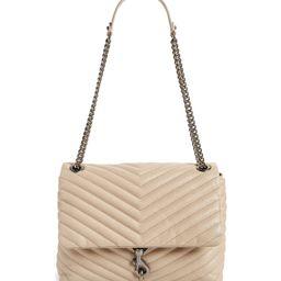 Edie Quilted Leather Shoulder Bag | Nordstrom