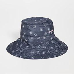 Seasonal Recycled Tech Fabric Bucket Hat | Shopbop