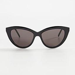 Cat Eye Sunglasses | Shopbop