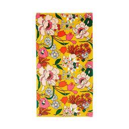 Beach, Please! Giant Towel - Sunshine Super Bloom | ban.do Designs, LLC