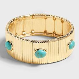 Turquoise Stretch Bracelet | Banana Republic (US)