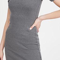 Puff Sleeve Dress   Shopbop