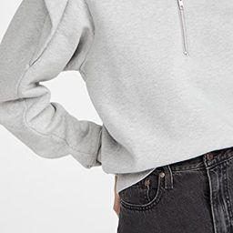 Sporty Zip Sweatshirt | Shopbop