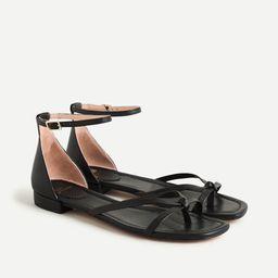 Strappy Abbie sandals   J.Crew US
