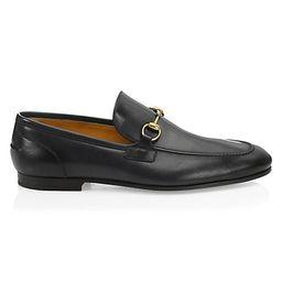 Jordaan Leather Loafers   Saks Fifth Avenue