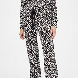 Notch Collar PJ Set | Shopbop
