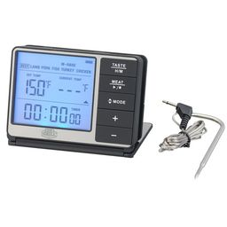 Expert Grill Deluxe Digital BBQ Grilling Meat Thermometer | Walmart (US)