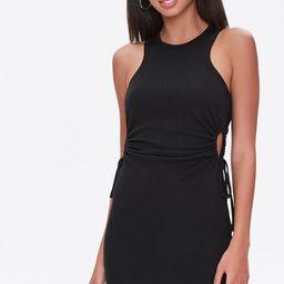 Racerback Bodycon Mini Dress | Forever 21 (US)
