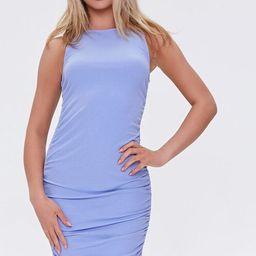 Ruched Drawstring Mini Dress | Forever 21 (US)