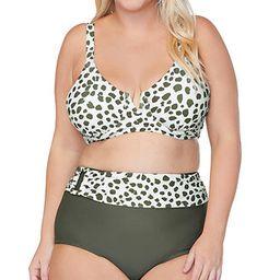 Trendy Plus Size Byron Bikini Top & Mombasa Bikini Bottoms | Macys (US)