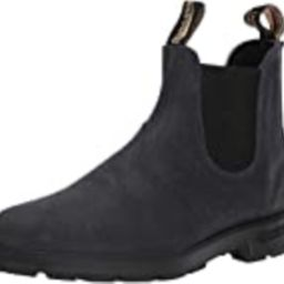 Blundstone Men's Chelsea Boot, Steel Grey, 8.5 us | Amazon (US)