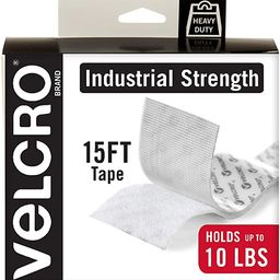 VELCRO Brand Industrial Strength Fasteners | Stick-On Adhesive | Professional Grade Heavy Duty St... | Amazon (US)