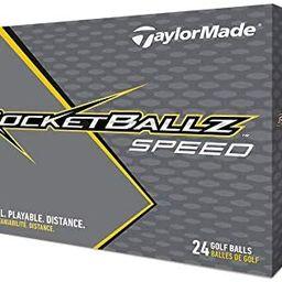 Taylormade Rocketballz Speed Golf Balls | Amazon (CA)