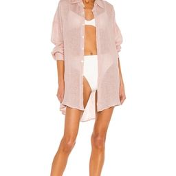 vitamin A Playa Shirt Dress in Sunkissed from Revolve.com   Revolve Clothing (Global)