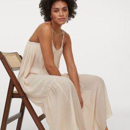 Long Beach Dress   H&M (US)