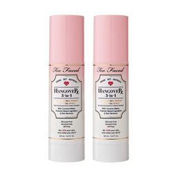 Too Faced Hangover 3-in-1 Replenishing Primer and Setting Spray Duo   HSN