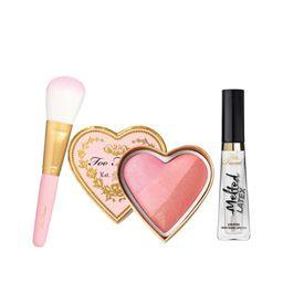 Too Faced Sweet Cheeks & Luscious Lips 3-piece Set   HSN