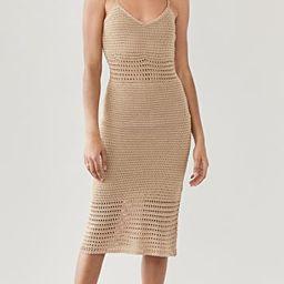Isabel Crochet Dress | Shopbop