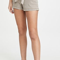 Anessa Shorts with Pleated Waistband | Shopbop