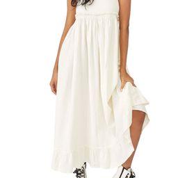 Gretchen Convertible Pinafore Maxi Dress   Nordstrom