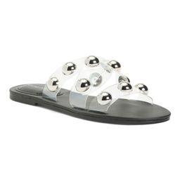 Studded Flat Sandals | Women's Shoes | Marshalls | Marshalls