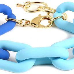 Summer chunky Bracelets for women Trendy Bracelet Colorful Bracelet And Beach Bracelets For Women   Amazon (US)