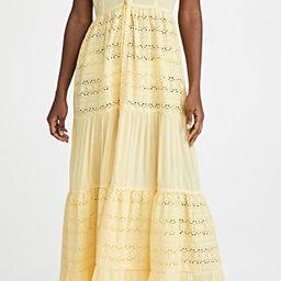 Eyelet Maxi Dress   Shopbop