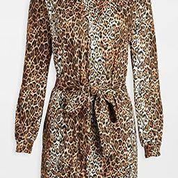 Banded Short Robe   Shopbop