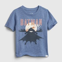 babyGap | DC™ Batman Flash Graphic T-Shirt | Gap (US)