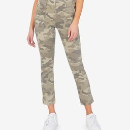 Reese Ankle Straight Leg (Camo) | Kut From Kloth