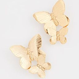 Papillon Earrings | Shopbop