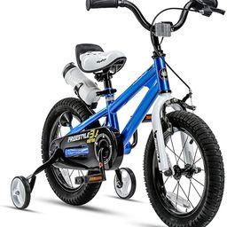 RoyalBaby Kids Bike Boys Girls Freestyle Bicycle 12 14 16 Inch with Training Wheels, 16 18 20 wit...   Amazon (US)
