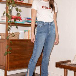 Simply Savvy Medium Wash Denim High Rise Slim Leg Jeans | Lulus (US)