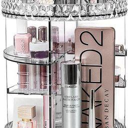 Sorbus Rotating Makeup Organizer, 360° Rotating Adjustable Carousel Storage for Cosmetics, Toile...   Amazon (US)