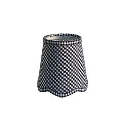 Scalloped Gingham Sconce Shade, Custom Sizes and Colors Available   Etsy (CAD)