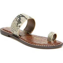 Gorgene Slide Sandal | Nordstrom