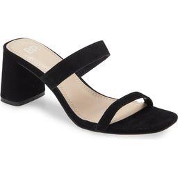 Emmie Block Heel Slide Sandal | Nordstrom