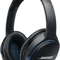 Bose SoundLink Around Ear Wireless Headphones II - Black   Amazon (US)