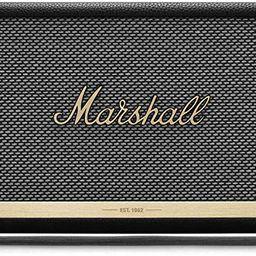 Marshall Stanmore II Wireless Bluetooth Speaker, Black - NEW   Amazon (US)