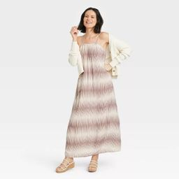 Women's Sleeveless Dress - A New Day™ | Target