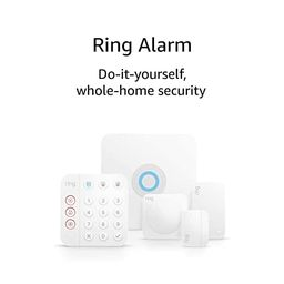 Ring Alarm 5-piece kit (2nd Gen) – home security system with optional 24/7 professional monitor...   Amazon (US)