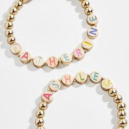 Custom Multi Disc Pisa Bracelet | BaubleBar (US)