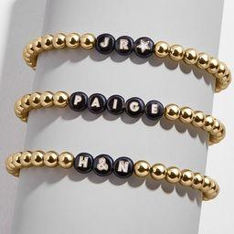 Custom Black Pisa Bracelet | BaubleBar (US)