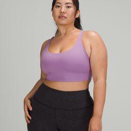 Energy Bra Long Line *Medium Support, B–D Cup | Yoga Bras | lululemon | Lululemon (US)